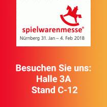 HOLZART auf der Spielwarenmesse® Nürnberg
