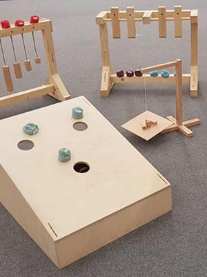Favorit holzART-Leipzig - einzigartige Holzspiele für Groß und Klein KI32