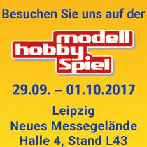 HOLZART auf der modell-hobby-spiel 2017